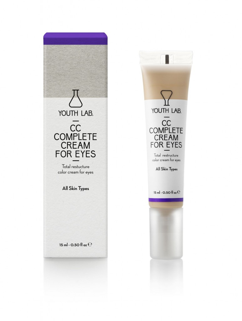 CC COMPLETE CREAM FOR EYES use