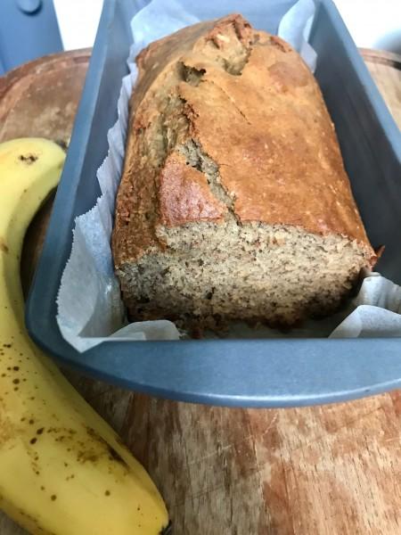 Τι θα κάνετε τις ώριμες μπανάνες; Φτιάξτε τις Banana bread