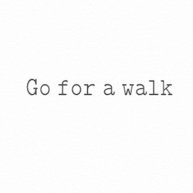 One small thing- Γιατί να πάμε μία βόλτα είναι πάντα μια καλή ιδέα