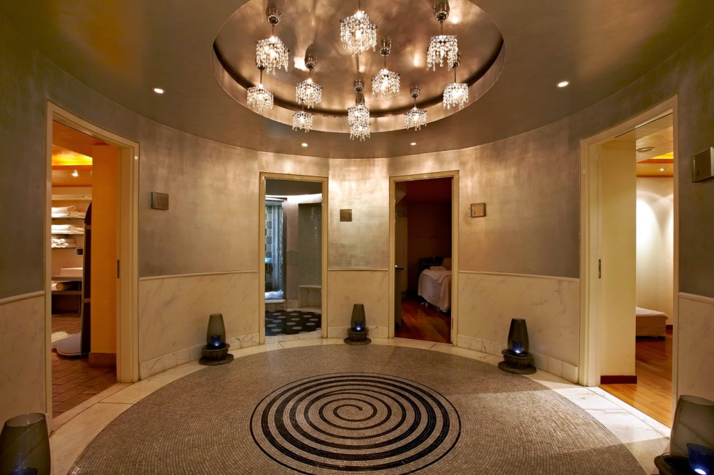 GB Spa - Treatment rooms