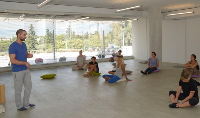 iSoul yoga (Λ.κηφισίας 190 & Άνδρου, Κηφισιά)