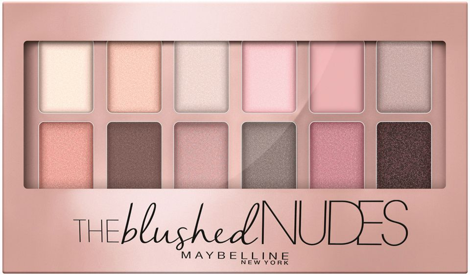 THE BLUSHED NUDES PALETTE PACK